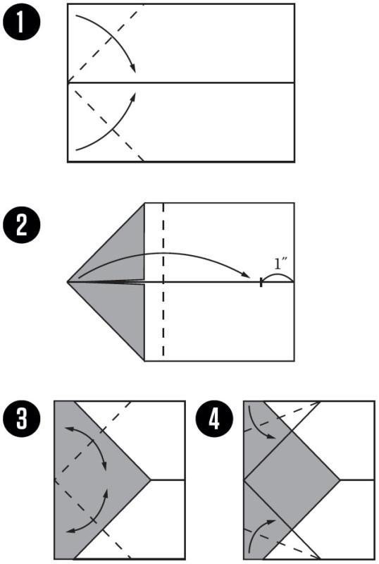 avion od papira nacrt 1