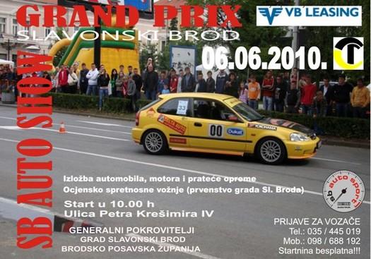 slavonski brod auto show 2010