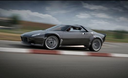 Nova Lancia Stratos