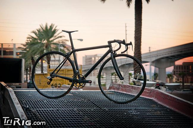 najlakši bicikl na svijetu