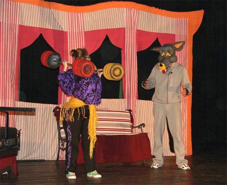 crvenkapica-i-vučko predstava za djecu