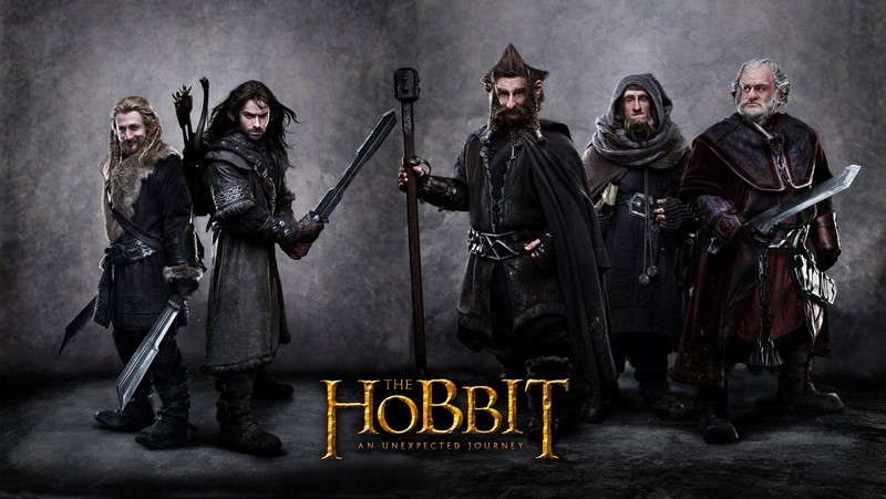 the hobbit an unexpected journey-HD