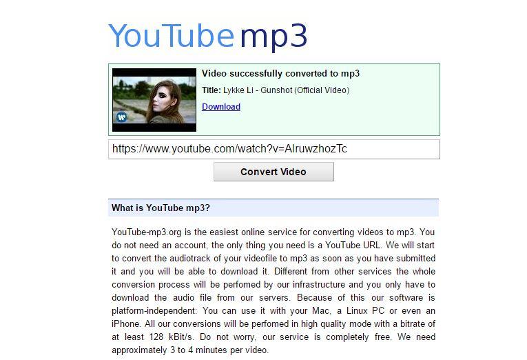 download program za skidanje muzike sa youtube u mp3